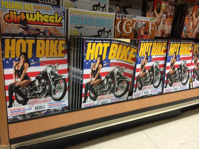 Hot Bike Magazine July 2014